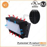 Luz del montaje del paquete de la pared de la UL IP65 60W LED de Dlc