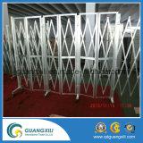Grille en aluminium pliable et extensible avec 4.5m