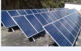 격자 공급 3kw 5kw 태양 발전기 떨어져
