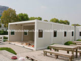 Installation rapido Refugee Container House con lunga vita Span
