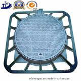중국 공장에서 둥근 급수 시스템 OEM 맨홀 뚜껑