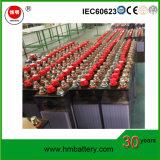 Batterie d'accumulateurs Ni-CD cadmium-nickel de longue vie exempte d'entretien 60ah pour la locomotive