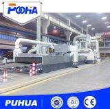 Ligne de production de prétraitement et de nettoyage de plaques d'acier