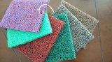 Циновка PVC затыловки диаманта фирмы цвета двойника качества Pupular