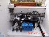 Máquina de borda da borda do PVC da maquinaria de Woodworking com arredondamento de canto