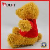 Urso relativo à promoção do brinquedo da impressão feita sob encomenda do logotipo