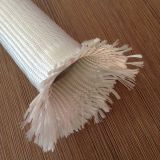 E Fiberglas Insulation Sleeving voor Pipe Insulation Wrapping