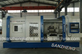 "17 "" China CNC-Metalldrehbank-Maschine (QK1343)"