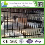 Порошка высокого качества поставщика Китая панель загородки ковки чугуна Faux дешевого Coated