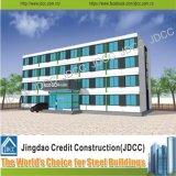 Bouw de met meerdere verdiepingen van de Structuur van het Staal van het Hotel