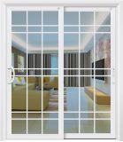 고품질 석쇠 디자인을%s 가진 백색 색깔 열 틈 Aluiminum 미닫이 문