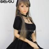 실제적인 적나라한 어린 소녀 인공적인 여성 인형 최신 판매인 148 Cm 일본 소녀 실리콘 성 인형