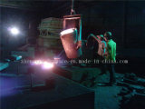 1 Tonne Medium Frequency Induction Melting Furnace für Iron/Steel/Copper