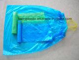 強いDrawtapeのHDPEの屑袋無駄袋を運びなさい