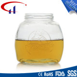 560ml環境の無鉛ガラス込み合いの容器(CHJ8096)