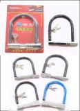自転車は分けるUの形ロック(BL-022)を