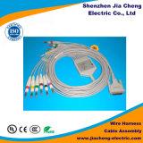 Chicote de fios personalizado UL do fio com componentes de Molex