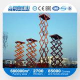 Piattaforma di lavoro di aumento di marca superiore del Henan alta