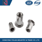 Hot Sale Color Zinc Plated Riveted Nuts in Stainless Steel