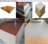 Different Colors Melamine Film Faced MDF Board (Medium Density Fiberboard)