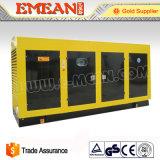 220kw 침묵하거나 열려있는 산업 발전기 전기 디젤 엔진 발전기 세트 가격