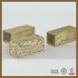 돌 다이아몬드 절단 높은 품질의 세그먼트