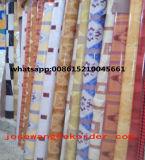 Rolagem de revestimento de PVC / vinil para quarto e sala de estar