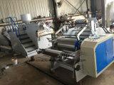 Yb-600は自動カッターが付いているねじPEの食糧覆いのフィルム作成機械を選抜する