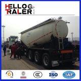 3 차축 35cbm 판매를 위한 대량 시멘트 힘 탱크 트레일러