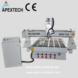 Holzbearbeitung CNC-Maschinen mit Fertigkeit-hölzernen Türen (1318)