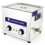 Máquina ultrasónica del producto de limpieza de discos de Equipent del laboratorio del CE 10L