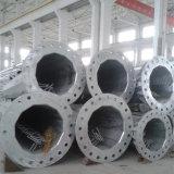Eletricidade grande Pólo de aço galvanizado