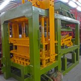 Het beste Blok van de Gaten van de Kwaliteit Qty8-15 Grote Holle Concrete/het Maken van de Baksteen Machine