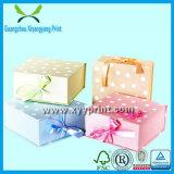 Коробка вахты конструкции OEM высокого качества изготовленный на заказ бумажная с губкой