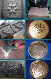 機械を作る金属型を切り分ける高品質CNCの切断
