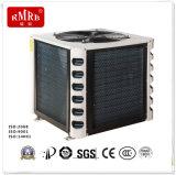 世帯のEviの空気ソースヒートポンプ、暖房、給湯装置
