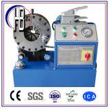 """Machine sertissante de boyau hydraulique d'Uniflex de pouvoir de finlandais de la CE à 2 de la qualité 1/4 d'exportation """" """""""