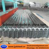 Materiale da costruzione galvanizzato ondulato/cgi dell'acciaio/ferro/metallo