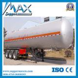 Tubo contenedor de GNC Transporte Semirremolque / GNC camión cisterna Remolque (GSJ9-2210-GNC-25)