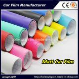 Automobile lucida di colori del vinile autoadesivo che sposta la pellicola del vinile, involucro del vinile del Matt dell'automobile