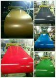 Цвет покрыл стальную катушку/Prepainted гальванизированные стальные катушки (0.125mm-1.0mm)
