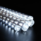 30cm réel Sides Double 3528 12V SMD 36PCS LED Meteor Light pour Décoration de Noël