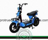 Aço Handlebar Electric Motorcycle
