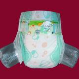 布のようにBacksheet PPテープ赤ん坊のおむつ(SN)
