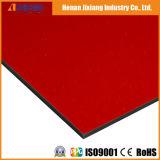 PET Beschichtung-zusammengesetzter Panel-Aluminiumgebrauch für Innendekoration