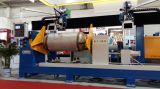 Máquina de soldadura circular automática da emenda para a tubulação do cilindro do tanque