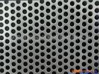 Di piastra metallica perforato