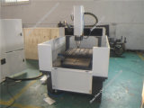 Máquina para corte de metales del ranurador del CNC de FM6050 600mm*500m m
