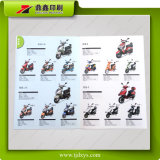 Impressão do compartimento da lista do carro de Tsing Moto