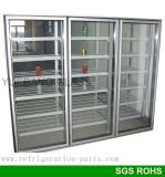 Combination multiplo Glass Door per cella frigorifera